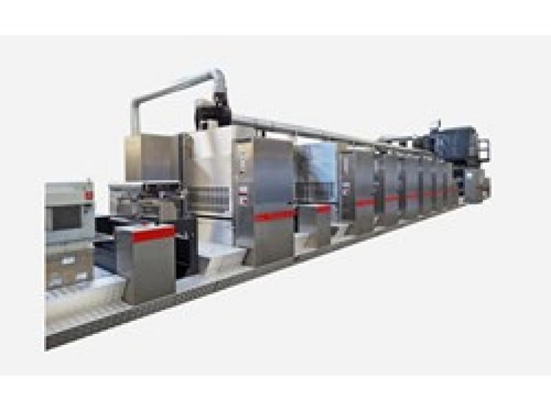 DG press Offset-tekniikkaa joustopakkaustuotantoon