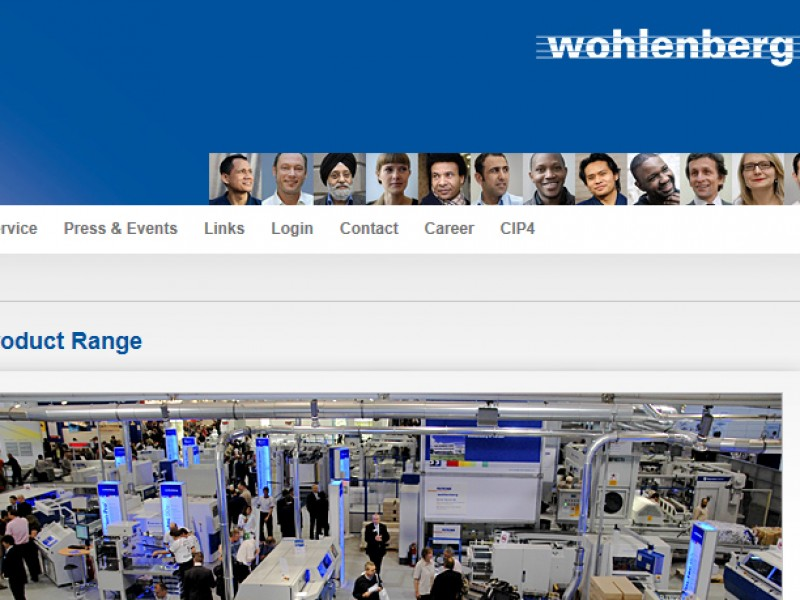 Wohlenberg Buchbindesysteme GmbH